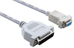 Afbeelding van RS232 data cable PC to printer