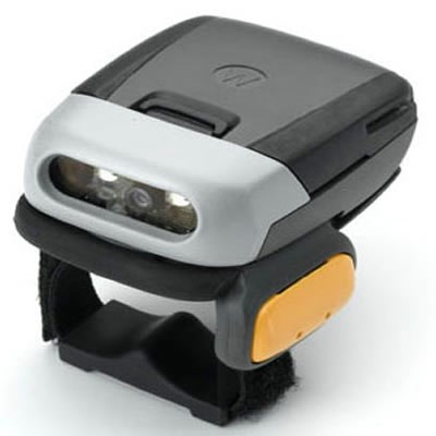 Afbeelding van Motorola RS507 hands-free 2D-imager with manual trigger and standard capacity battery.