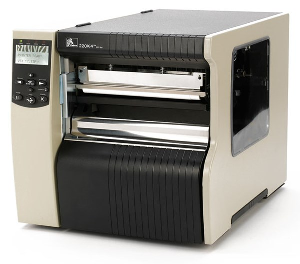 Afbeelding van Zebra 220Xi4 High Performance labelprinter 203dpi