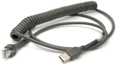 Afbeelding van Datalogic kabel, USB Type A (coiled)