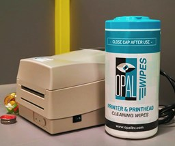 Afbeelding van Opal printer & printhead cleaning wipes