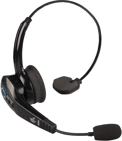Afbeelding van HS3100 bluetooth headset (links)