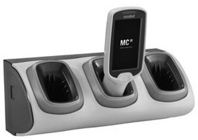 Afbeelding van 3-Slot non-locking cradle voor MC18/PS20 (Super HD)