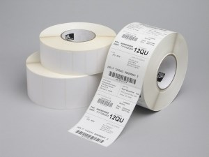 Afbeelding van Z-Perform 1000T PapierLabel TT bxh 89mm x 25mm Core=76mm.