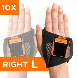 Afbeelding van ProGlove Index Trigger 10 Pcs. Pack - Right Hand Size Large