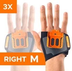 Afbeelding van Palm Trigger 3 Pcs. Pack - Right Hand Size Medium