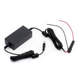 Afbeelding van Power supply, open ended cable, 12-24V for vehicle dock, ZQ500, ZQ600, QLn220, QLn320,