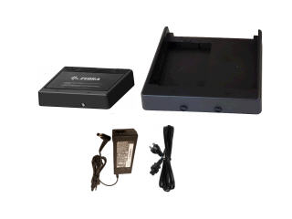 Afbeelding van Battery charging station, 1 slot, incl.: power supply, power cord (EU), fits for: L10